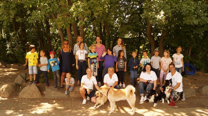 Besuchstag Eiche- Schule, Ober-Ramstadt 10. Juli 2019