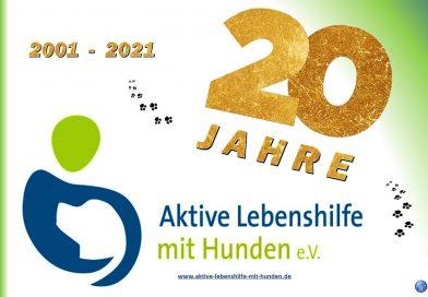 Vereins-Jubiläum 2021
